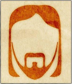 Jesus Narrow Face