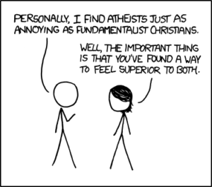 Art Credit: XKCD (Best comic on the interwebs)