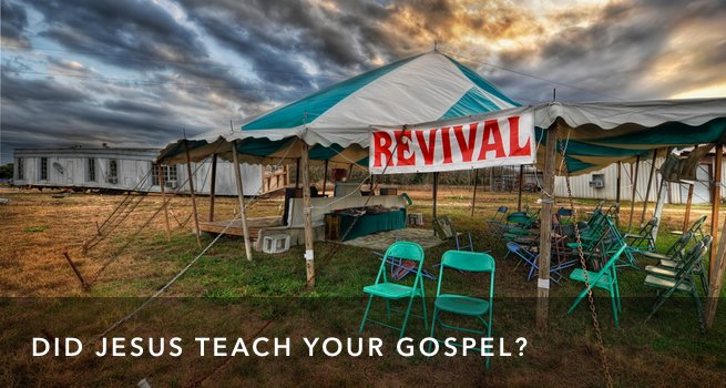 FI Jesus Your Gospel