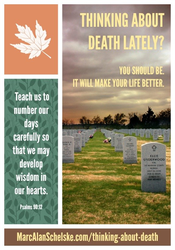 Quote - Thinking Death