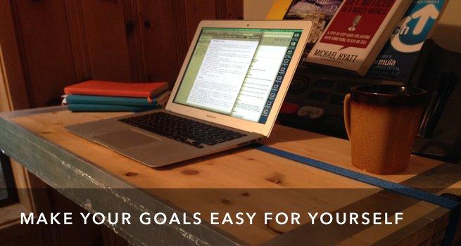 FI Make Goals Easy