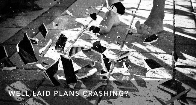 FI Plans Crashing