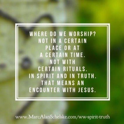 Quote - Encounter Jesus