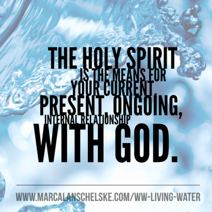 Quote - Holy Spirit