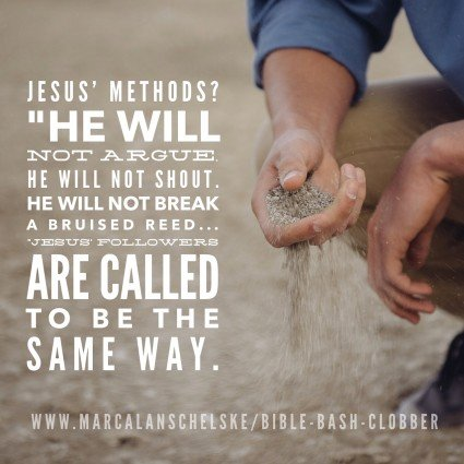 Quote - Jesus Methods