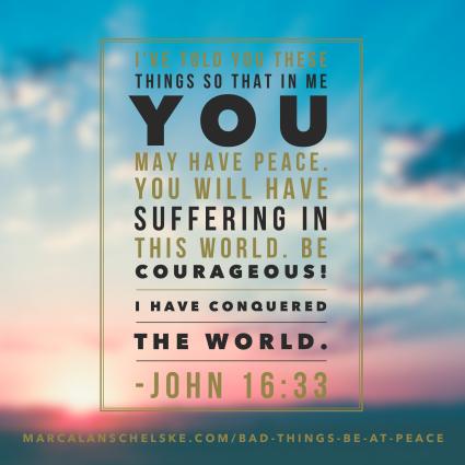 Quote - John 16-33