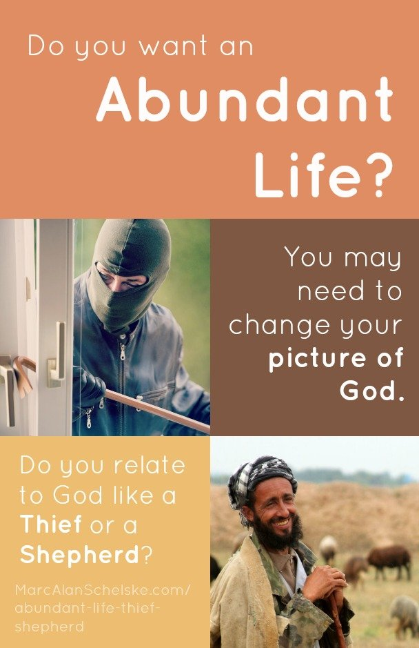 God doesn't change, but you can change your view of God.