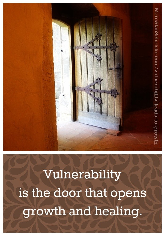 Quote - Vulnerable Door