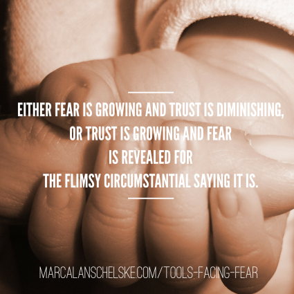 Quote - Fear & Trust
