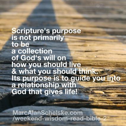 Quote - Scriptures Purpose
